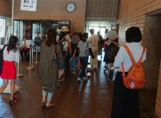 神奈川県民センター入口